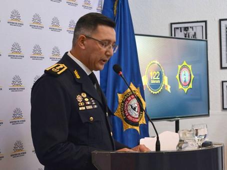 El Comisario Gral. José Manuel Azambuya fue designado como el nuevo Jefe de Policía de Florida