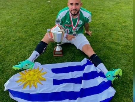 El floridense Sergio Cortalezzi se consagró campeón con su cuadro en Suiza