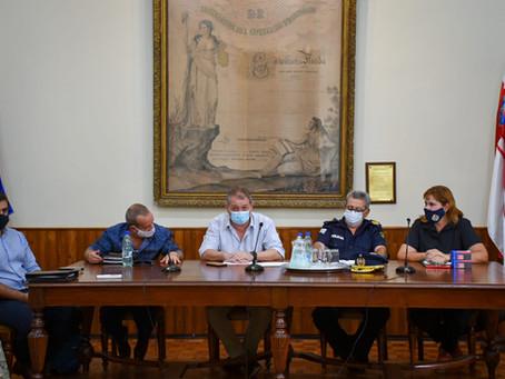 """Guillermo López: """"esta semana hay 1000 hisopados coordinados"""""""