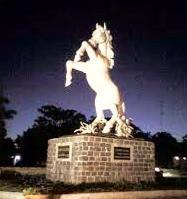 """Carmelo Benoit: """"El monumento al caballo requiere un imprescindible mantenimiento"""""""