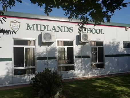 Midlands School inició con presencialidad plena