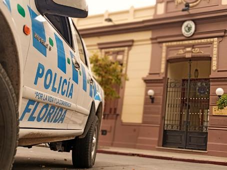 Dos detenidos por el robo de camioneta