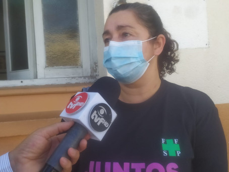 """Patricia Souza: """"No hay un área que no esté sobrecargada"""""""