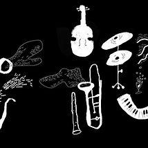 Иллюстрированные Музыкальные инструменты