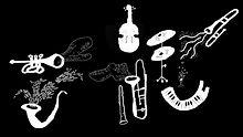 イラスト楽器