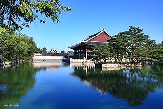 Gyeongbok Palace Gyeongheoru