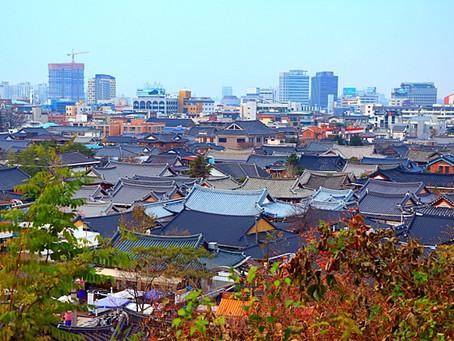 Jeonju Hanok Village during 9Days Korea Wide Grand Tour