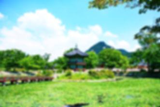 Gyeongbok Palace Hyangweonjeong