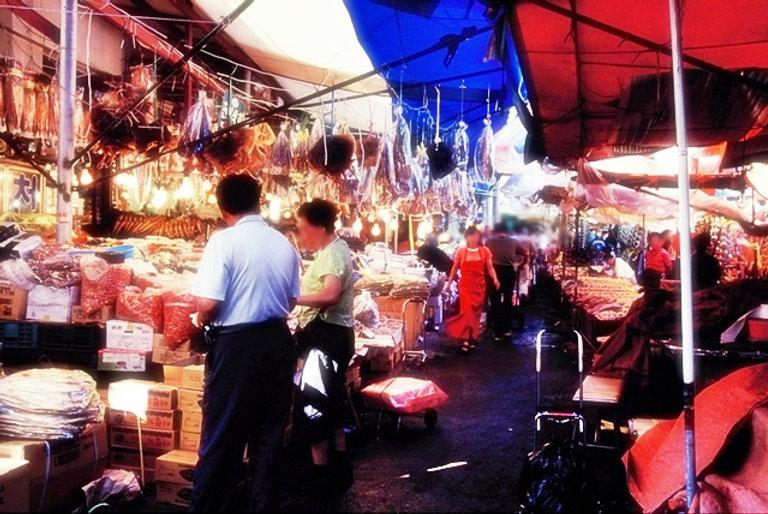 Cheongyangri market