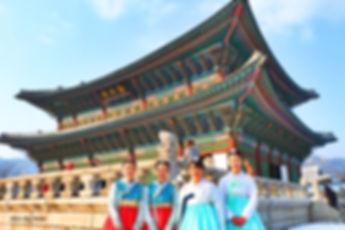 Gyeong Palace Hanbok