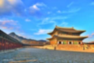 Gyeongbok Geunjeongjeon