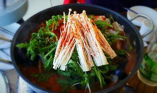Sea Food Hot Pot