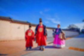 Hanbok Photo Experience