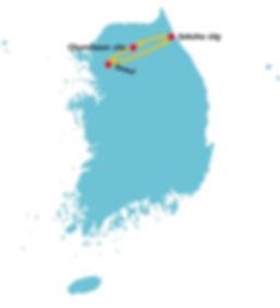 route _ Mt. Seorak Nami island.jpg