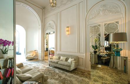 OC Special + Travel x Palazzo Dama Roma / VIP cocktail