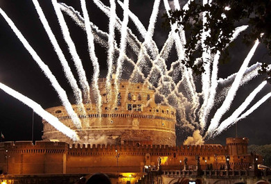 OC Special + Travel x Castel Sant'Angelo  / VIP cocktail