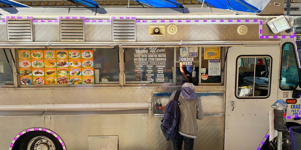 Food Truck @ John Ford Community Kicthcen