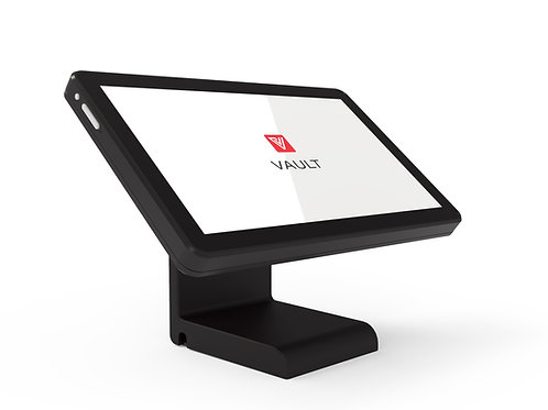 """Olo Curbside 13.3"""" Android Tablet & Enclosure Stand"""