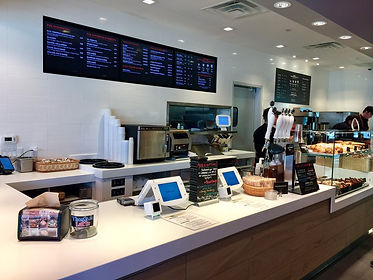 Concession Stand Ipad POS system