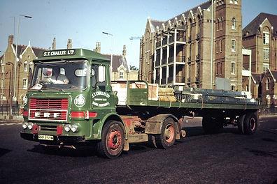 RRP 259M 1974 ERF A Series, S.T.Challis.