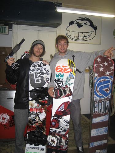 Jack Mitrani & Scotty Lago