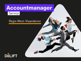 Vacature: Accountmanager Service regio West-Vlaanderen