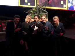 De Lift wint met z'n eerste radiospot eerste mediaprijs!  #Trots #BronzeBelgiumBtoBAwards #BIGThanks