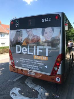 De Lift brings you to your destination👨🔧🛠️