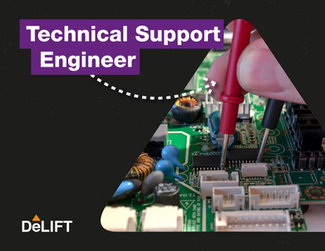 Vacature: Technical Support Engineer