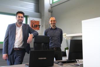 De Lift bvba nu ook met kantoor in Oostende!