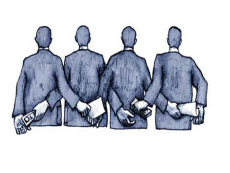 La corrupción, un fenómeno político o un problema económico.