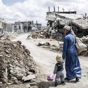 Intervención extranjera en medio oriente: ¿Solución o crisis?