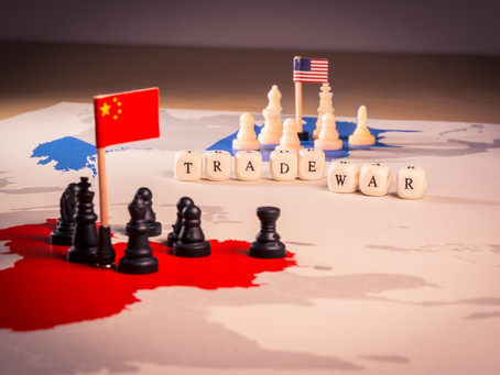 Trade war between US and China: origin and consequences