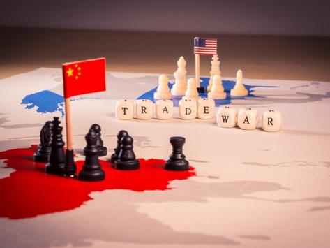 Guerra económica entre US y China:  origen y destino