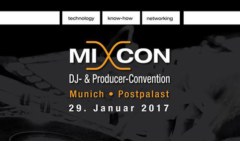 Meet DJ Soulcat at MixCon in Munich, Germany!