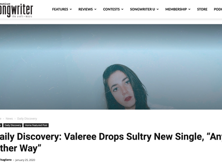 Any Other Way - Valeree Interview & Review