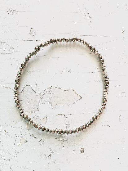 braccialetto elastico | oro