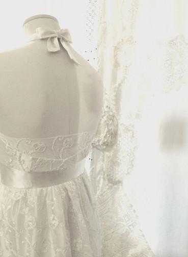 abito da sposa, mademoisellepois gordola