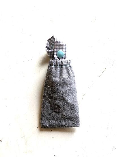 porta disinfettante piccolo jeans | vichy