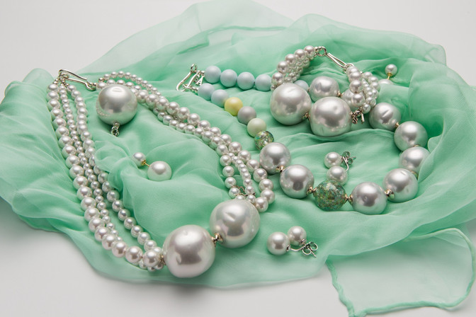 #JewelrybySA_«_STRING_OF_PEARLS_»__colle