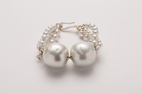 "Bracelet ""WONDERFUL PEARLS"""