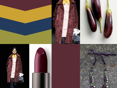 TRENDS FW 2017-18: THE COLORS, THE JEWELRY and ACCESSORIES, THE MAKEUP, THE CLOTHING, THE SHOES, THE