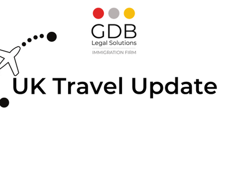 UK Immigration News Alert – 15 February 2021