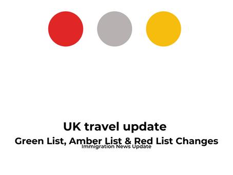 UK Immigration News Alert – 20 September 2021