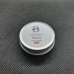 BADGAL Henna - Light Brown (5 Grams)