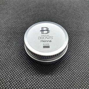 BADGAL Henna - BLACK (5 Grams)
