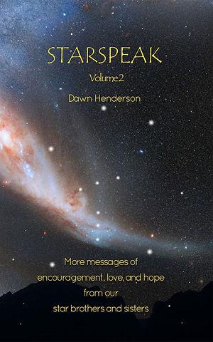 Starspeak Vol 2 by author Dawn Henderson