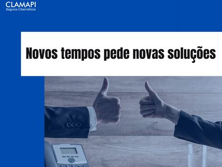 COVID-19: Novos tempos pede novas soluções