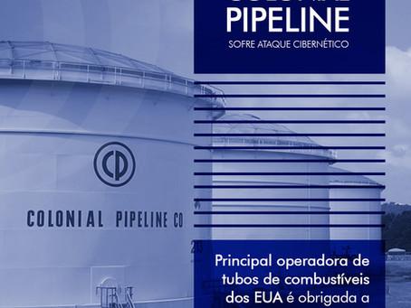 Ataque a Colonial Pipeline impacta a vida do cidadão comum