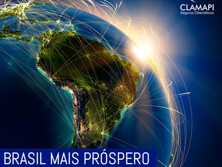 Brasil mais próspero e confiável no ambiente digital?